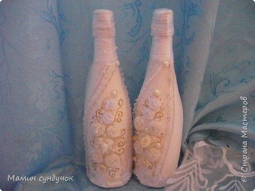 Свадебный букет фото 2
