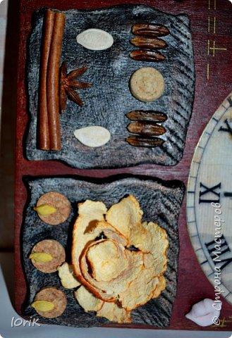 всем добрый день! рада, что заглянули! хочу свои часики показать-люблю такие вещи на кухне.. фото 3