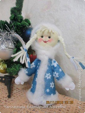 Здравствуйте! Я- Девочка- Снегурочка, Вешняя кокурочка! Какой же новый год без меня? фото 9