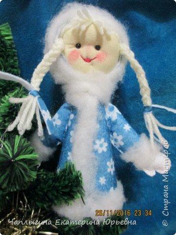 Здравствуйте! Я- Девочка- Снегурочка, Вешняя кокурочка! Какой же новый год без меня? фото 1