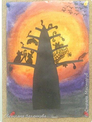 Таинственное дерево. фото 1