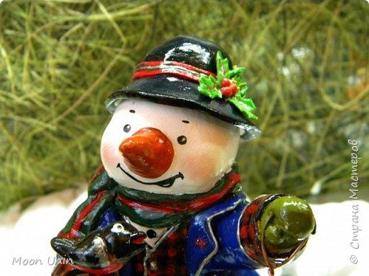 Какое самое любимое и веселое занятие зимой? Правильно! Лепка снеговиков!  фото 5