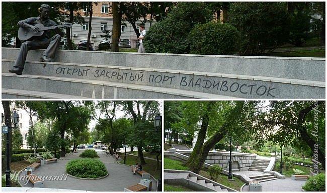 У всех полным ходом подготовка к Новому Году, а у меня ностальгия по лету… Два года подряд ездили отдыхать в Приморье, а точнее во Владивосток. Приглашаю и вас на прогулку по этому удивительному городу. фото 13
