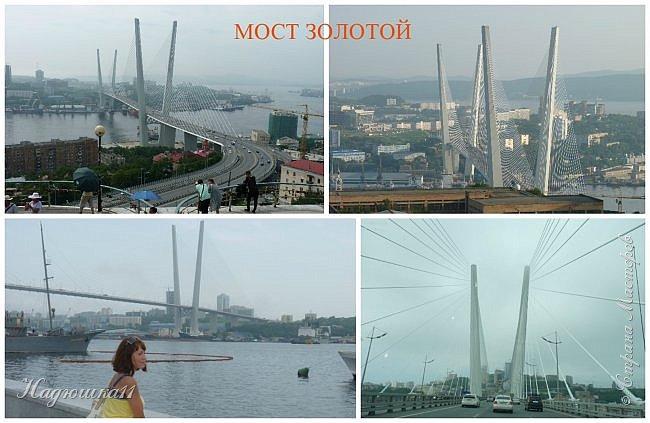 У всех полным ходом подготовка к Новому Году, а у меня ностальгия по лету… Два года подряд ездили отдыхать в Приморье, а точнее во Владивосток. Приглашаю и вас на прогулку по этому удивительному городу. фото 26