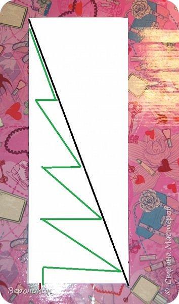 В этом году для украшения нашего дома и школьного класса нам захотелось вырезать не только снежинки, но и ёлочки. Вот что вышло! Принцип тот же, что и со снежинками, только ёлочки вырезаются легче, потому что нужно прорезать бумаги только лишь 2 слоя))  И, кстати, кроме ножниц можно использовать дыроколы.  фото 8