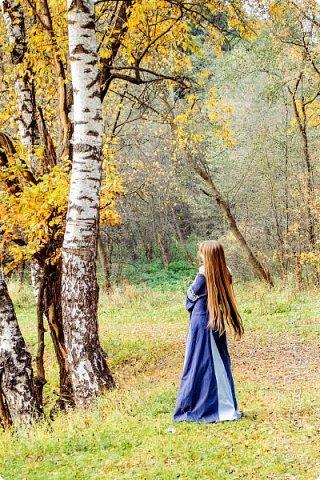 Хорошо, когда рядом с домом есть лес, по которому можно прогуляться в свободное время. И хорошо, когда есть свой персональный фотограф))). У меня это сын)) фото 2