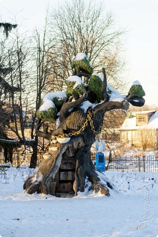 Фото.Парк сказок Пушкина фото 10