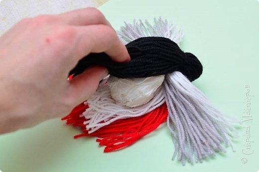 МК птичек в интернете уже много, но покажу свой вариант снегиря с белым брюшком. фото 18