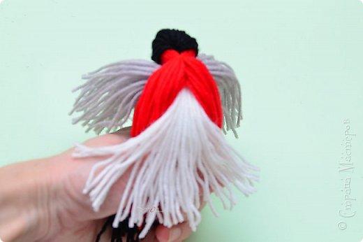 МК птичек в интернете уже много, но покажу свой вариант снегиря с белым брюшком. фото 21