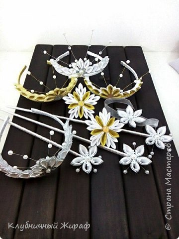 Снежинки и короны. фото 2