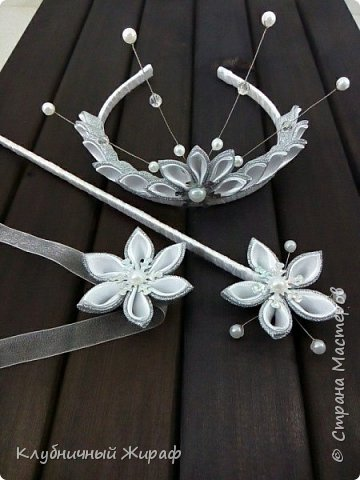 Снежинки и короны. фото 6