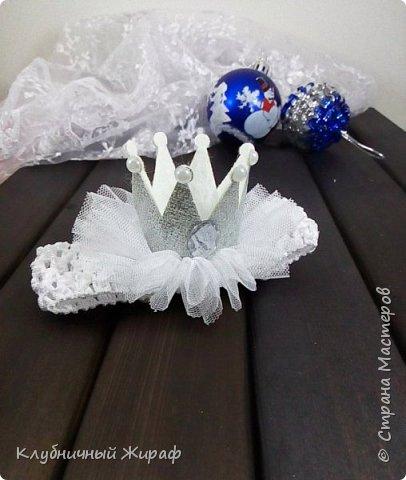 Снежинки и короны. фото 9