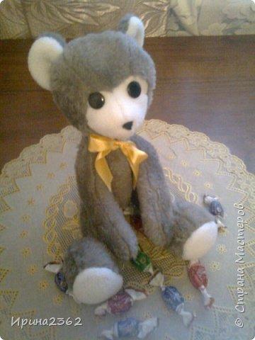 Медвежонок Элвис фото 2