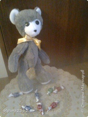 Медвежонок Элвис фото 3
