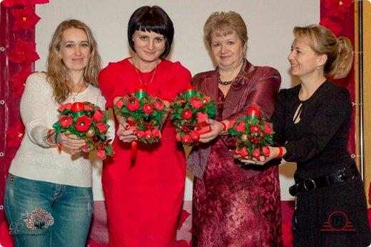 Всем здравствуйте! Почти на месяц опаздываю я с блогом, посвященным 1-му фестивалю свит-дизайна, прошедшему в Москве 5 ноября. Ну это не страшно, ведь тема фестиваля - Новый год. А он еще в пути!  фото 33