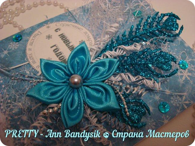 Мои новогодние открыточки! фото 16
