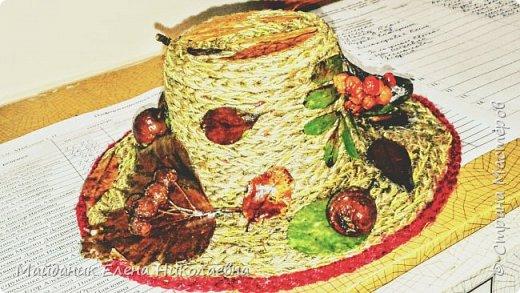 Осень шляпку подарила