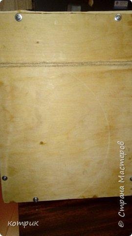 Предложили сделать панно на бересте и вот что получилось...))))) фото 3