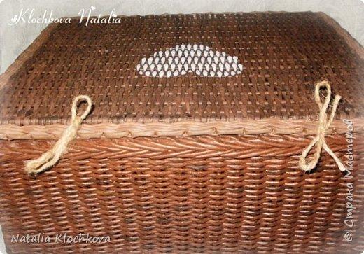 Привет всем! Я сегодня с плетеным чемоданчиком:)  фото 7