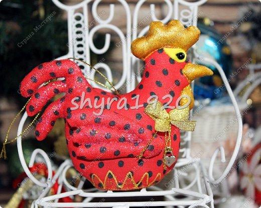 Петушок - золотой гребешок! фото 2