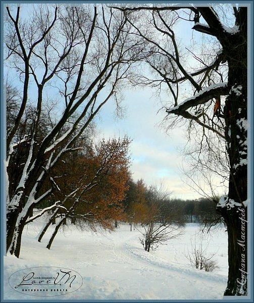 Добрый вечер, дорогие друзья! Вот и настал первый день зимы, радуя нас снегом и лёгким морозцем! Как хочется, чтобы такое белоснежное чудо сохранилось до нашего любимого праздника - до Нового года, который мы так с нетерпением ждём. Уже присматриваем подарки для наших родных и близких, даже что-то стараемся сделать своими руками, чтобы удивить оригинальностью и неповторимостью своего творения. Хозяюшки находят новые рецепты для своих угощений, вспоминают свои самые вкусные блюда, которые они делают исключительно по праздникам. Т.е. полным ходом идёт подготовка к самому сказочно-волшебному празднику! :-) Для вас приготовила несколько зимних фотографий, которые делала в Измайловском парке.  фото 5