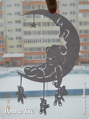 Целую неделю до часу ночи вырезала:) Воспитатель попросила помочь, вот я и того самого:) Ещё вытынанки здесь: (http://stranamasterov.ru/node/1046790, http://stranamasterov.ru/node/865900, http://stranamasterov.ru/node/866929) фото 9