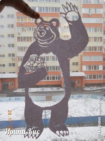 Целую неделю до часу ночи вырезала:) Воспитатель попросила помочь, вот я и того самого:) Ещё вытынанки здесь: (http://stranamasterov.ru/node/1046790, http://stranamasterov.ru/node/865900, http://stranamasterov.ru/node/866929) фото 21
