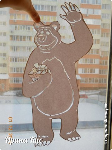 Целую неделю до часу ночи вырезала:) Воспитатель попросила помочь, вот я и того самого:) Ещё вытынанки здесь: (http://stranamasterov.ru/node/1046790, http://stranamasterov.ru/node/865900, http://stranamasterov.ru/node/866929) фото 23