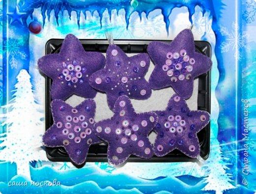Фиолетовые звёзды фото 3