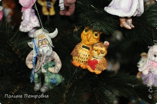 Мои игрушки на ёлке фото 4
