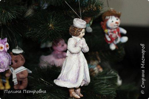 Мои игрушки на ёлке фото 5
