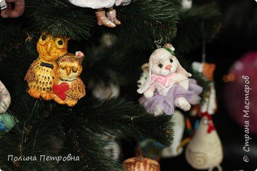 Мои игрушки на ёлке фото 6