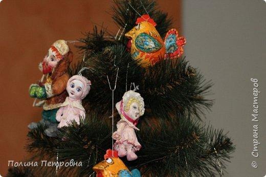 Мои игрушки на ёлке фото 8