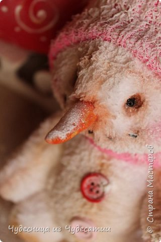 Мой новорожденный! Снеговик - саночник, особый вид снеговичных :))) фото 3