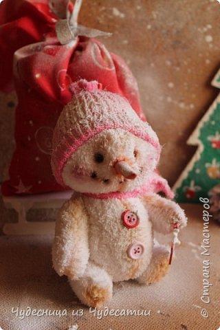 Мой новорожденный! Снеговик - саночник, особый вид снеговичных :))) фото 4