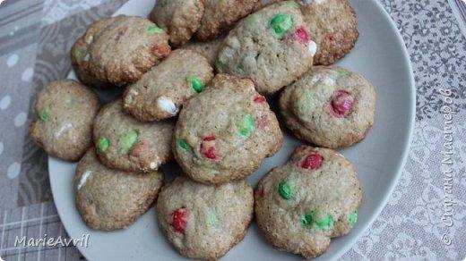 Предновогоднее печенье