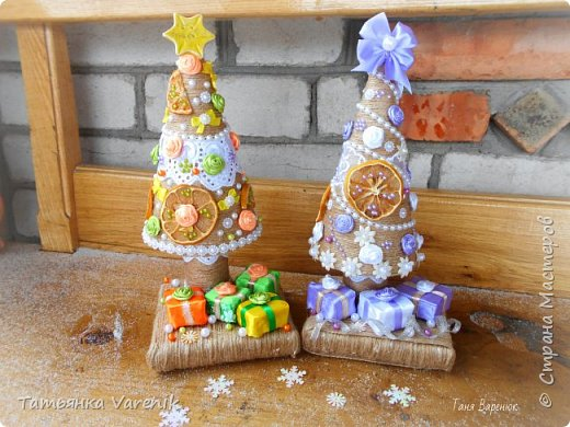 Мы говорим, что праздники украшают нашу жизнь. На самом деле, нашу жизнь мы украшаем сами, благодаря праздникам  Готовимся к Новому году!!! фото 8
