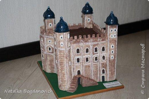 Лондон Замок ТАУЭР фото 1