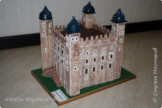 Лондон Замок ТАУЭР фото 2
