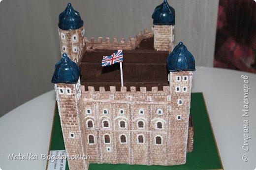 Лондон Замок ТАУЭР фото 4
