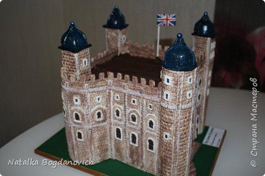 Лондон Замок ТАУЭР фото 3