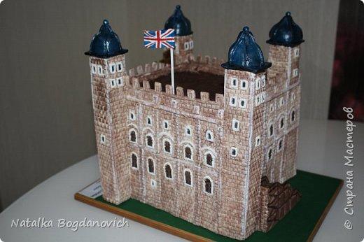 Лондон Замок ТАУЭР фото 7