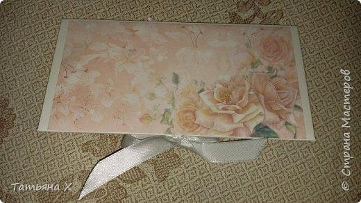 Подарок на свадьбу в красно-белых цветах. фото 5