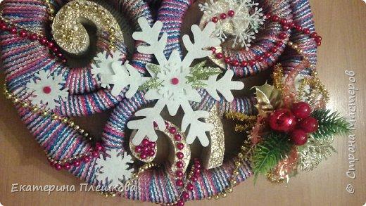Новогоднее украшение фото 3