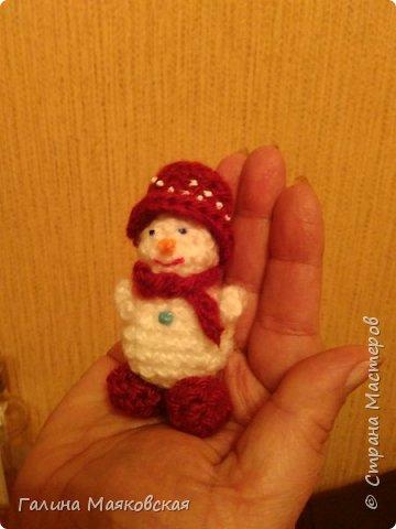 Привет всем! Представляю свою армию  снеговиков. Раньше я их не делала. Это первые. Часть из них уже покинули меня. фото 11