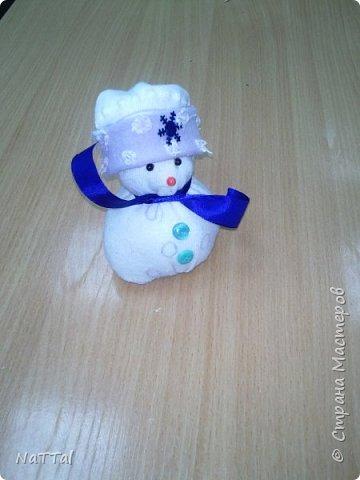 Кто сказал, что снеговики бывают только белыми!? На самом деле они бывают разными!!! Именно это доказали девочки, которые их сделали за 40 минут. фото 8