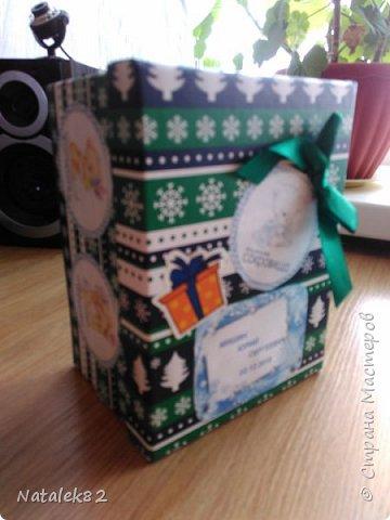 Вот для своей крестницы я решила сделать книгу пожеланий и мамину сокровищницу украсив уже готовый праздничный пакет.Потом подарю ей на 18 летие уже наполненный пакет с ее первыми вещами. фото 3