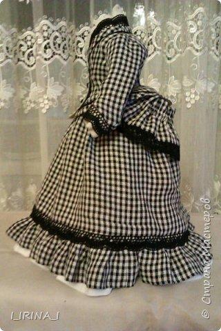 платье кукле 19 века  фото 6