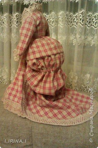 платье кукле 19 века  фото 8
