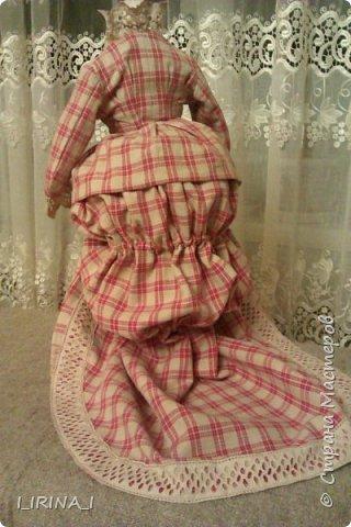 платье кукле 19 века  фото 9